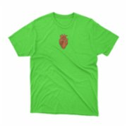 Value By Value  Patched Heart T-shirt
