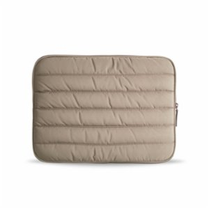 Bustha  Packers/C 'Puffer' Sleeve for MacBook 13 inch  'Desert'