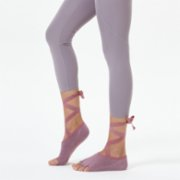 Nui Yoga  Strappy Yoga & Pilates Sock