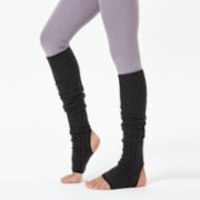 Nui Yoga  Thigh High Yoga And Pilates Socks
