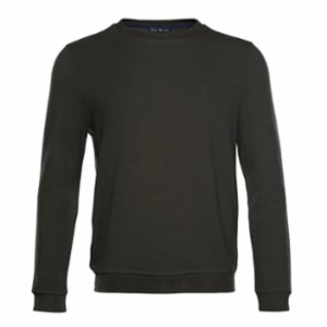 Port Royale	  Jakarlı Interlock Sweatshirt