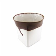 Toska Studio  Geometric Coffee Series Triangle Large Cup - IV