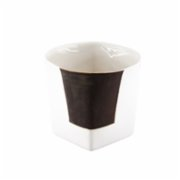 Toska Studio  Geometric Coffee Series Rectangular Large Cup - VI