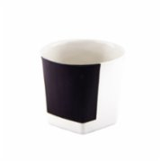 Toska Studio  Geometric Coffee Series Rectangular Large Cup - VII
