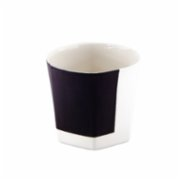 Toska Studio  Geometric Coffee Series Pentagon Large Cup - VII