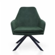 5A  Premiere Spider Metal Lounge Chair