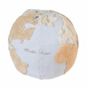 Lorena Canals	  World Map Puff
