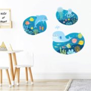 Jüppo  Underwater World Wall Sticker - Big Board