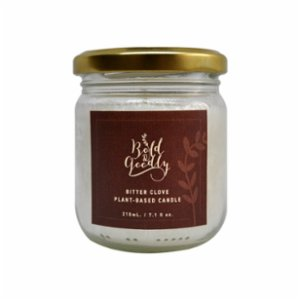 Bold&Goodly  Bitter Clove Candle