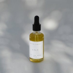 abtira | garden  Lily Hair Ends Serum