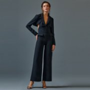 Soie Miel  Nyx Jumpsuit With Jacket