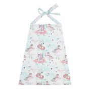 Lally Things  Unicorn Nursing Apron