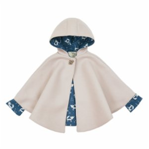 Lally Things  Pure & Simple Cachet Coat Poncho