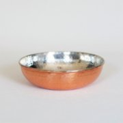 Urban Muse Home  SUN Tinned Glossy Copper Bowl