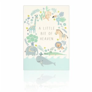 Cheerlabs  Happy Birthday Musical Greeting Card - Blue Ocean