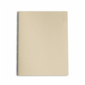 Paper Mountain  The Naked Maxi Notebook