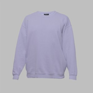 First Of All   Lilac Sweatshirt