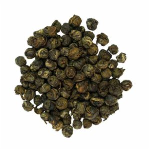 Tea Co.  Jasmine Pearl - Jasmine Green Tea 50 Gr