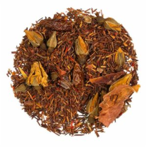 Tea Co.  Spicy Chilli Rooibos - Spicy Roybos Tea 50 Gr