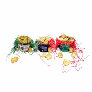 Tea Co.  Gingerbread Set of 3