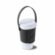 Gorgons  Leto Leather Cup Holder