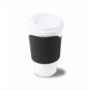 Gorgons  Io Leather Cup Holder