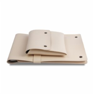 Gorgons  Meles Leather Desk Pad & Laptop Sleeve 13''