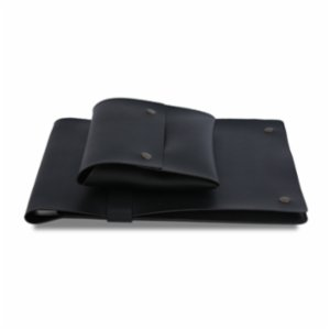 Gorgons  Meles Leather Desk Pad & Laptop Sleeve 15''
