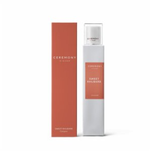 Ceremony In Bloom  Sweet Rhubarb Large Size Spray Cologne