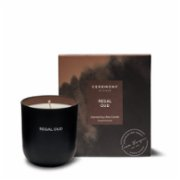 Ceremony In Bloom  Regal Oud Scented Soy Candle
