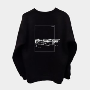 fi.dayy  Waves Unisex Sweatshirt