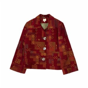 Atelier Tenera  Molly Funky Reddish Jacket