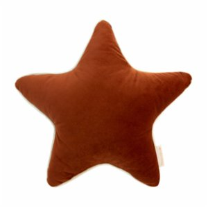 Nobodinoz  Aristote Star Velvet Cushion