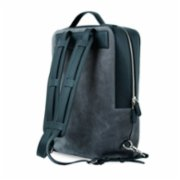 Bustha  Earth C Downtown X Suede And Leather Backpack