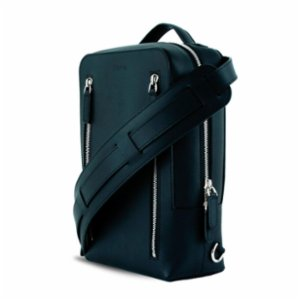 Bustha  Earth C Downtown S Crossbody Leather Backpack