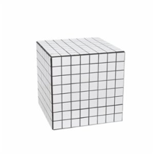 Fayanss  Cube Coffee Table