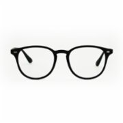 Looklight  Langdon Matte Black Unisex Screen Glasses