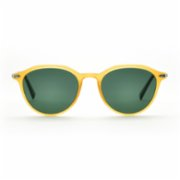 Looklight  Gregor Matte Daisy Unisex Sunglasses