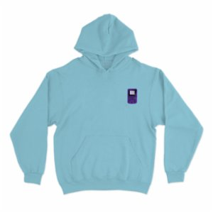 Value By Value  Patched Purple Game Unisex Hoodie