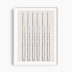 Atelier I 2n  Earth Series No 4 Poster
