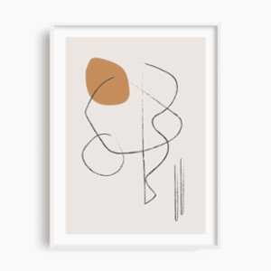 Atelier I 2n  Earth Series No 7 Poster