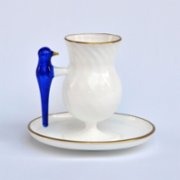 Martius  Grandala Coffee Cup And Saucers