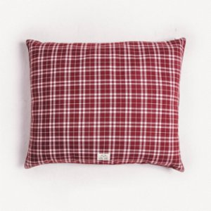 Mons Bons  Plaid Cushion