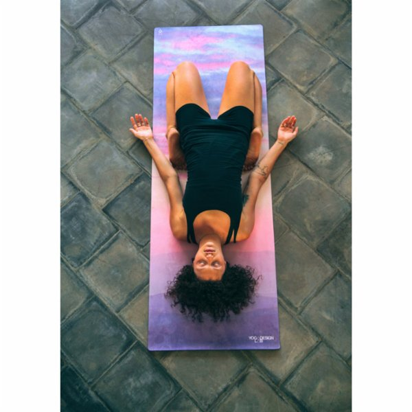Yoga Design Lab Breathe - Combo Yoga Mat