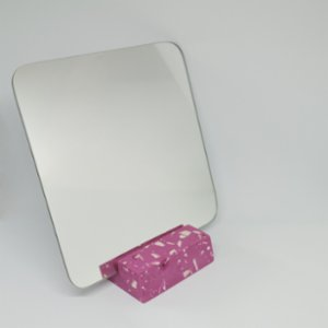 Oda Design Lab  Nubi Mirror And Decorative Object